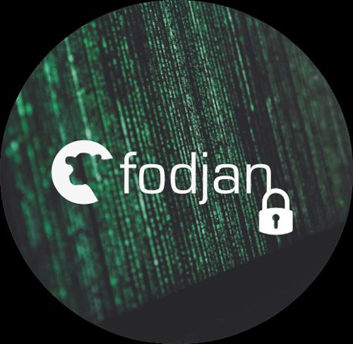 Datenschutz ist ein zentraler Bestandteil von fodjan